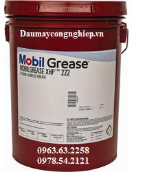 Mỡ chịu nhiệt Mobilgrease XHP 222