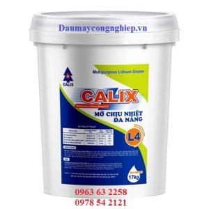 Mỡ chịu nhiệt đa năng Multipurpose Calix L4