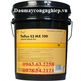Dầu thủy lực Shell Tellus S2 MX 100