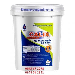 Mỡ chịu nhiệt đa năng Multipurpose Calix L3
